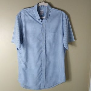 Brooks brothers polo shirt traditional fit